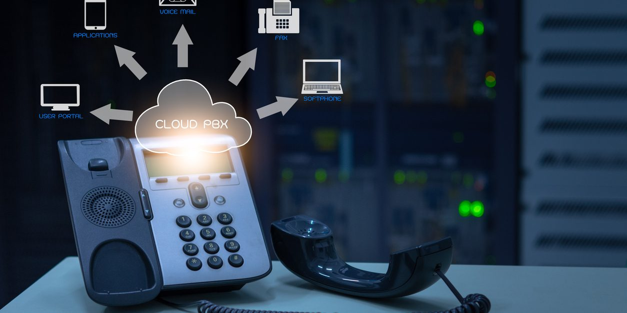 Top 5 Reasons to Consider Cloud-Hosted PBX